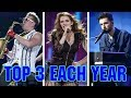 Eurovision 2010-2019: My Top 3 From Each Year