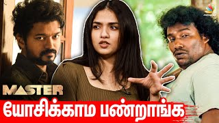 என் Scene -அ Delete பண்ணிட்டாங்க : Sunaina Interview | Thalapathy Vijay, Yogi Babu | Trip Movie