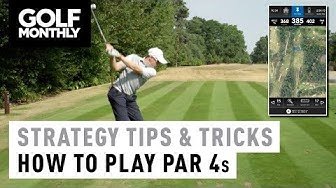 Strategy Tips & Tricks I How To Play Par 4s I Golf Monthly