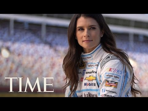 Danica Patrick On Being A Role Model To Young Girls As The First ...