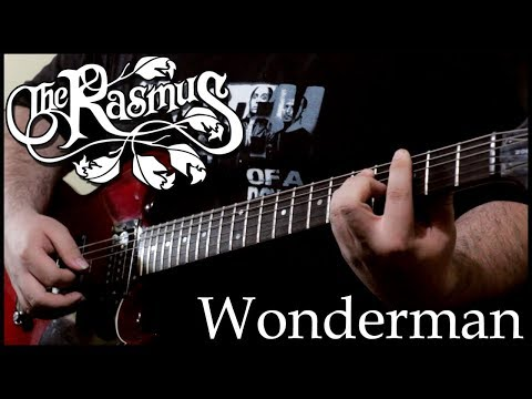 The Rasmus - Wonderman (Guitar Cover)