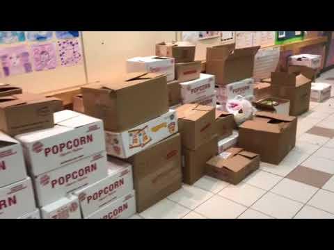 Food Drive Donations!!