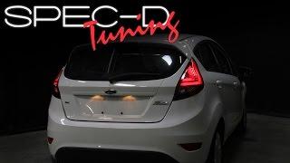 видео Фары и тюнинг Ford Fiesta