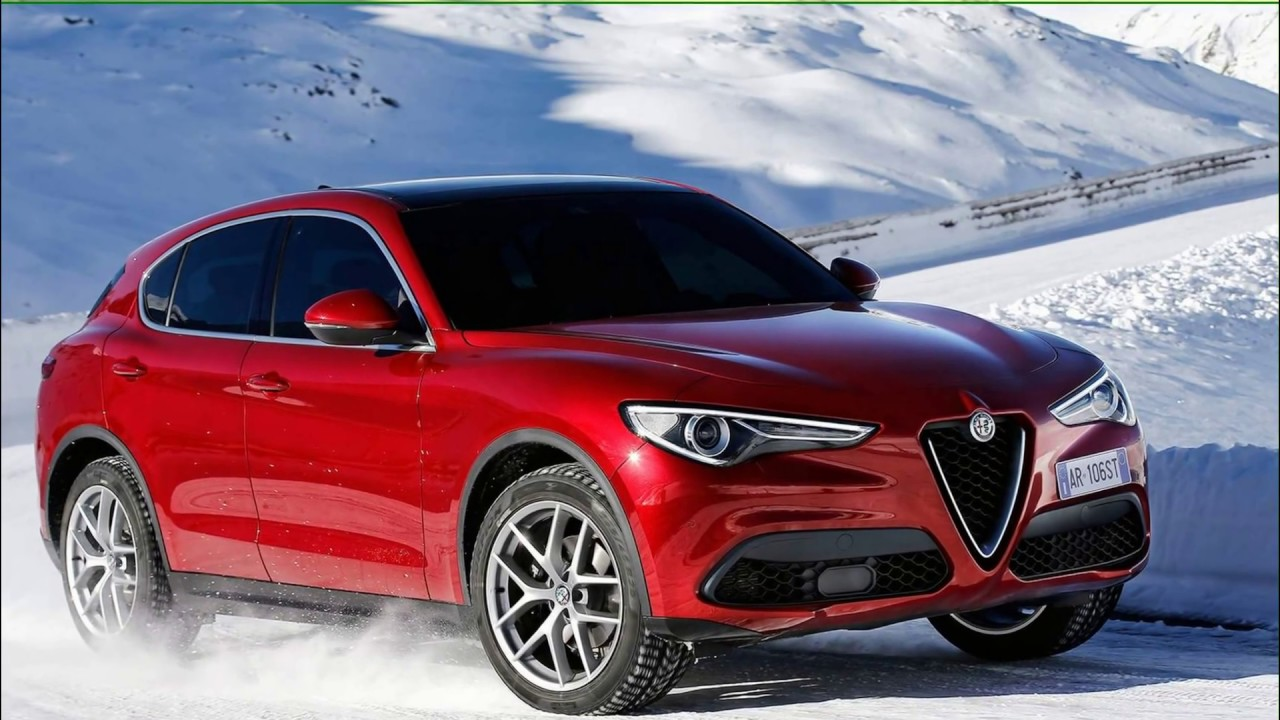 Image result for 2018 Alfa Romeo Stelvio