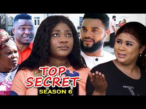 Download TOP SECRET SEASON 6 - Mercy Johnson 2020 Latest Nigerian Nollywood Movie Full HD | 1080p