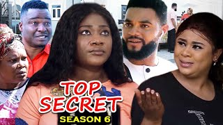 TOP SECRET SEASON 6 - Mercy Johnson 2020 Latest Nigerian Nollywood Movie Full HD | 1080p
