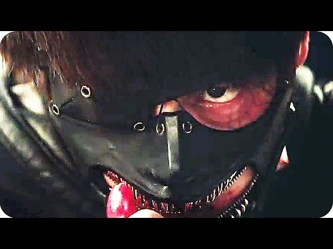 Thumbnail: TOKYO GHOUL Trailer (2017) Live Action Movie