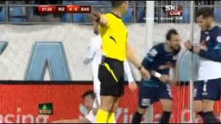 Murat Duruer Goal - Rizespor 1 - 0  Basaksehir - 01-03-2016 Turkish Cup - Play Offs