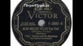 Blue Melody Blues   Tiny Parham
