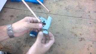 Установка кондиционера своими руками. Видео 2.(В этом видео я покажу как правильно обрезать медную трубу, при установке кондиционера, и какие инструменты..., 2014-06-20T12:27:48.000Z)