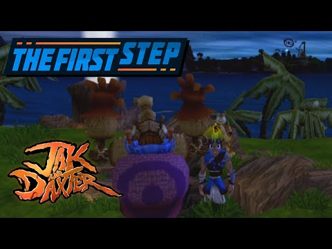 The First Step - Jak and Daxter: The Precursor Legacy