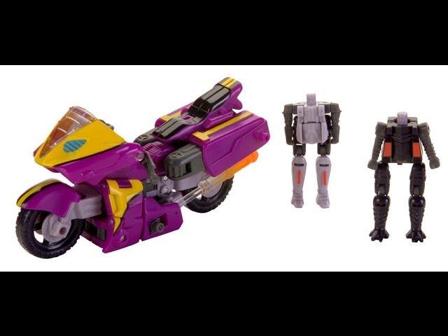 Sideways - Transformers Armada