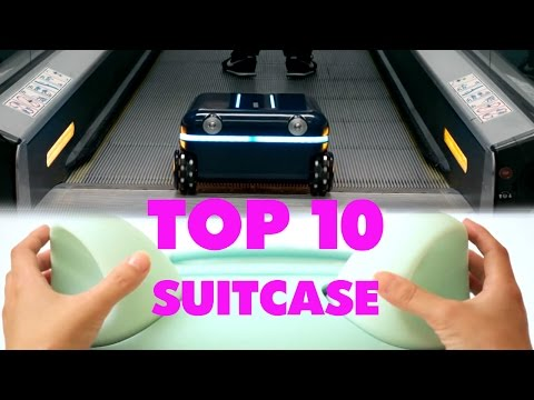 Top 10 Smart Suitcase Make Traveling Happy, Easy