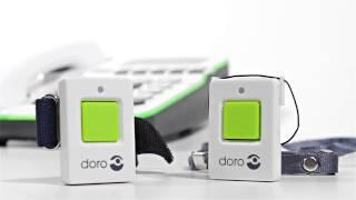 Produktvideo zu Schwerhörigen-Telefon Doro Secure 350