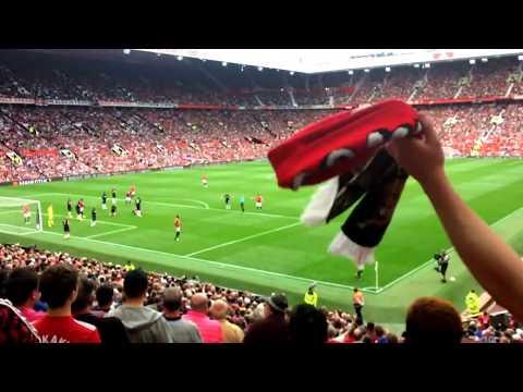 Old Trafford vlog man united vs West Ham