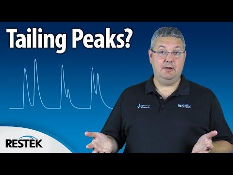 GC Troubleshooting—Tailing Peaks