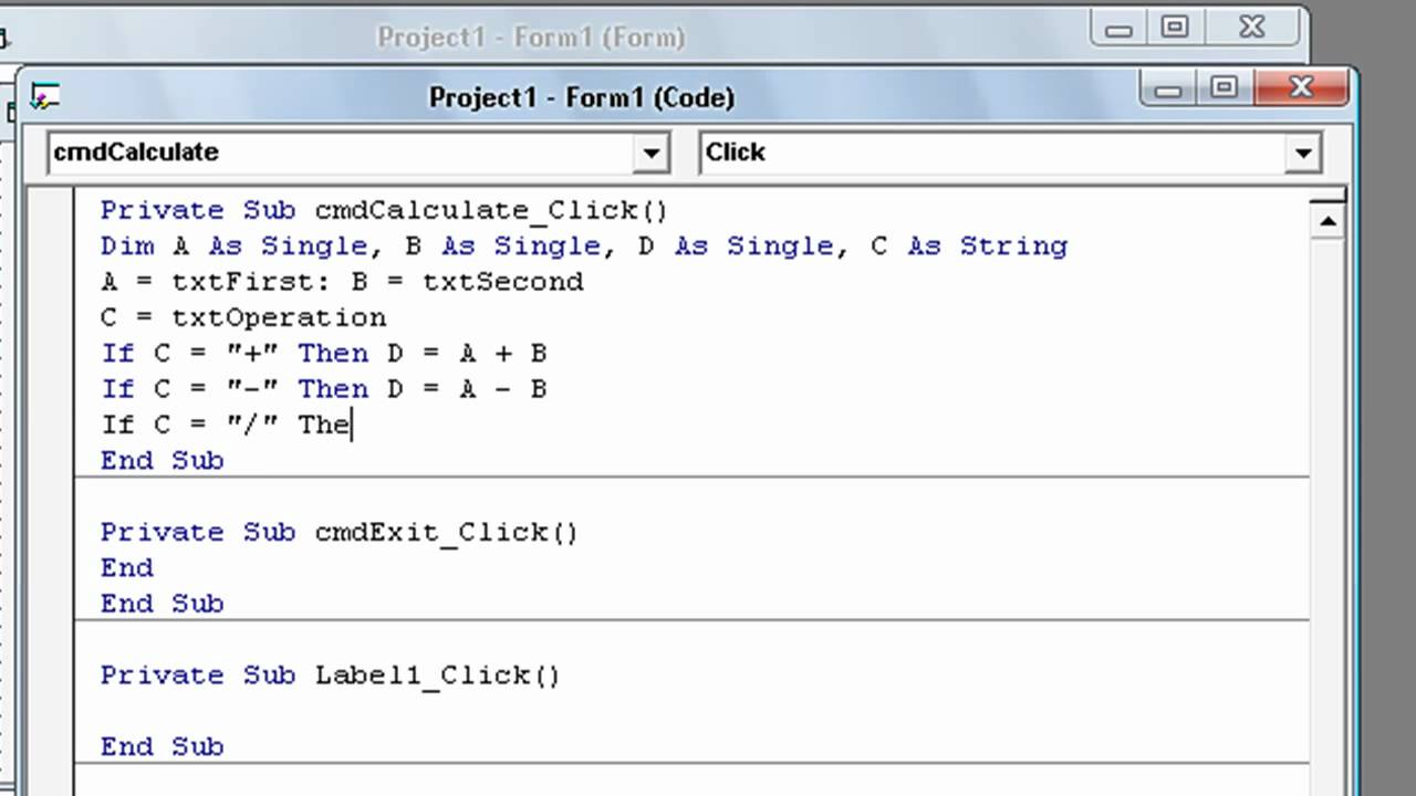 Latest Visual Basic Articles