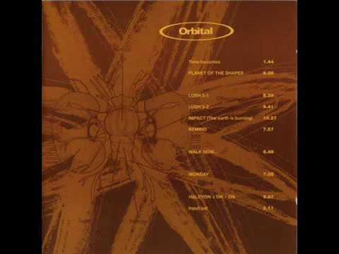 Orbital Orbital 2 (Full Album)