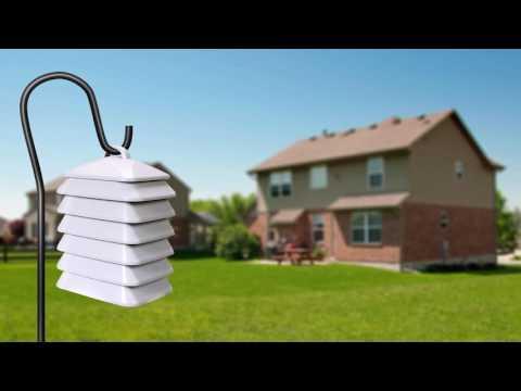 AcuRite Solar Radiation Shield