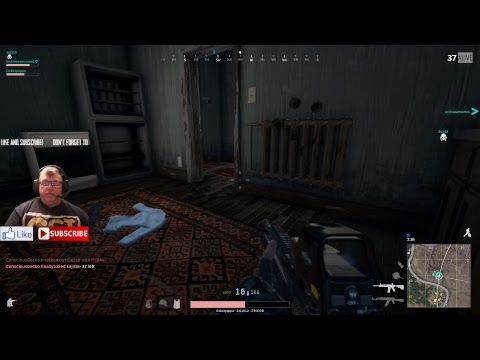 DB Gaming Streaming PUBG with The Varangian, lots of game crashes after latest update!!
