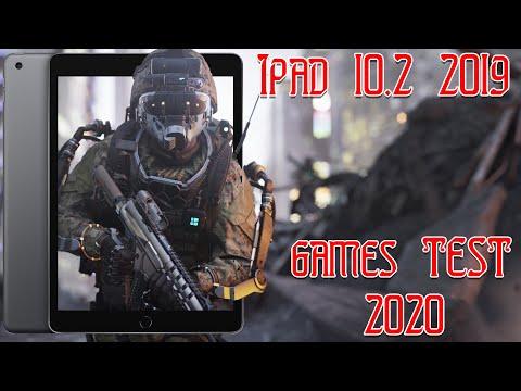 ipad 10.2 2019 ||  ТЕСТ  ИГР В 2020 году ||  PUBG Mobile || CoD mobile