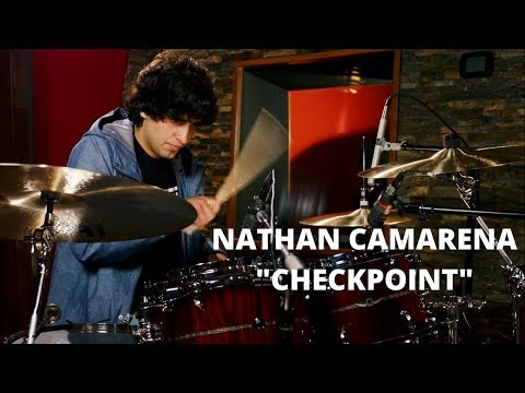 """Meinl Cymbals Nathan Camarena """"Checkpoint"""""""