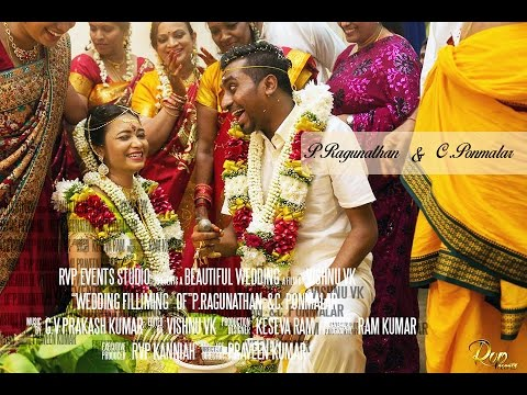 Wedding Montage of Ragunathan & Ponmalar