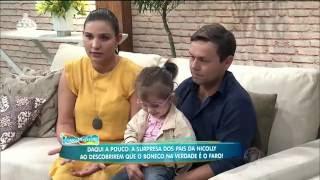 Baixar Hora do Faro história de Nicolly com Natália Guimarães