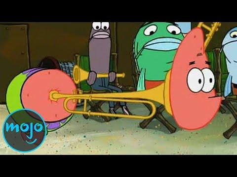 Top 10 Most Rewatched SpongeBob Moments