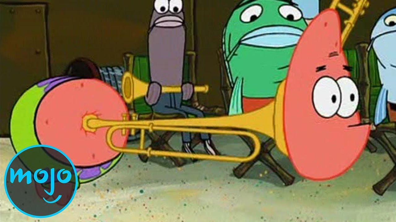 Download Top 10 Most Rewatched SpongeBob Moments