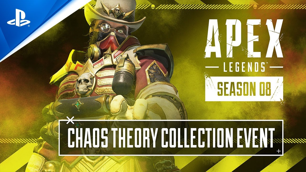 Apex Legends -  Chaos Theory Collection Event Trailer   PS5, PS4