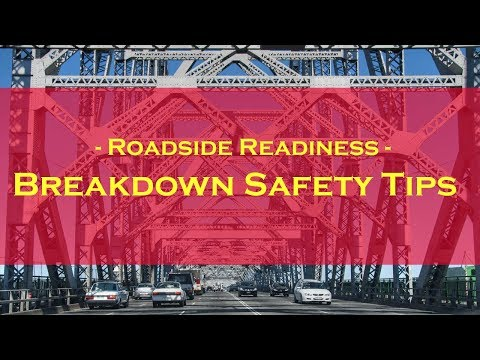 Battery Services| 3293 4801 |Roadside Readiness |Breakdown Safety Tips