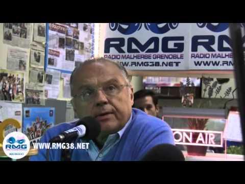 Gérard LOUVIN - Interview RMG Emission Freestyle - 20 Novembre 2013
