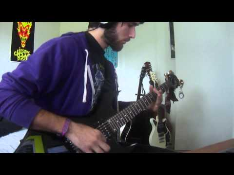 Enemies - Shinedown Guitar Cover! New Song! HD! With Tabs!