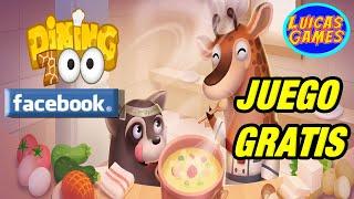 Dining Zoo  🎮Juego de tener un Restaurante Gratis🎮 para PC en Navegador Web y en Facebook Gameroom