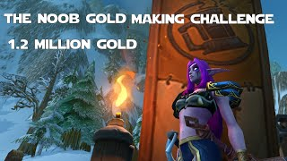 1.2 Million Gold - Step by Step Beginner Gold Making - The Noob Gold Challenge 17
