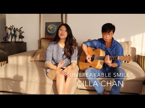 """""""Unbreakable Smile"""" - Tori Kelly Cover by Cilla Chan"""