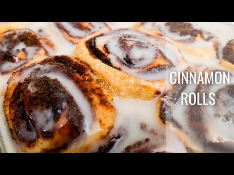 Vegan Dairy Free Cinnamon Rolls Recipe | Easy Cinnamon Buns Without Butter, Milk Or Eggs