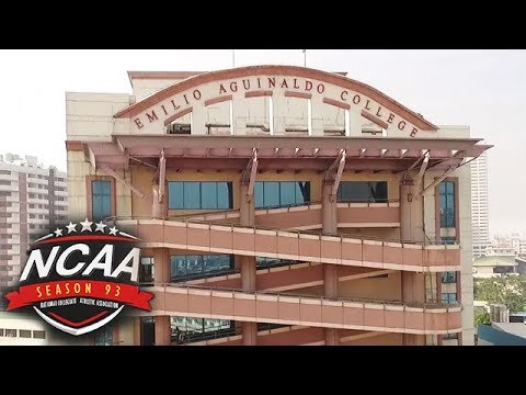 Emilio Aguinaldo College | EAC Generals | NCAA Season 93 School On Tour