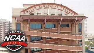 Emilio Aguinaldo College | EAC Generals | NCAA Season 93 School On Tour