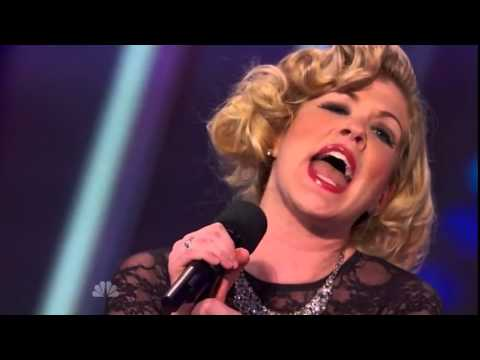 America's Got Talent 2014 - Auditions - Emily West [FULL]