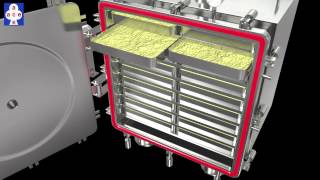 Vaccum Tray Dryer