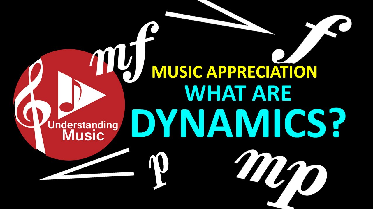 Music Appreciation Dynamics Youtube