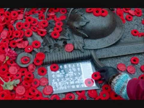 Remembrance Day Canada ('Soldiers Cry' by Roland Majeau)