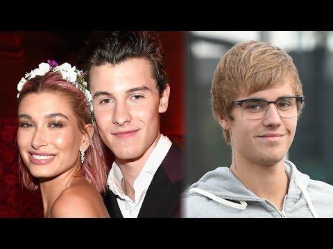 ¡Shawn Mendes Rompe el Silencio y Habla de Relación de Justin Bieber y Hailee Baldwin!