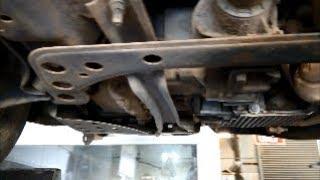 cd4e transmission pump removal