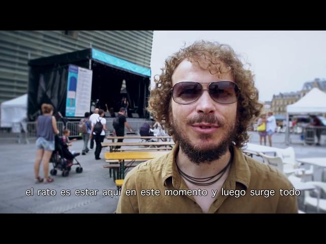 Flavio Bánterla - Aste Nagusia 2016 (Entrevista)