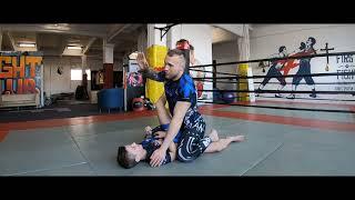 MMA KIDS ODC. 9  Parter-Pozycje