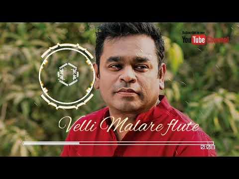 Velli Malare flute ringtone Whatsapp status A.R.Rahman