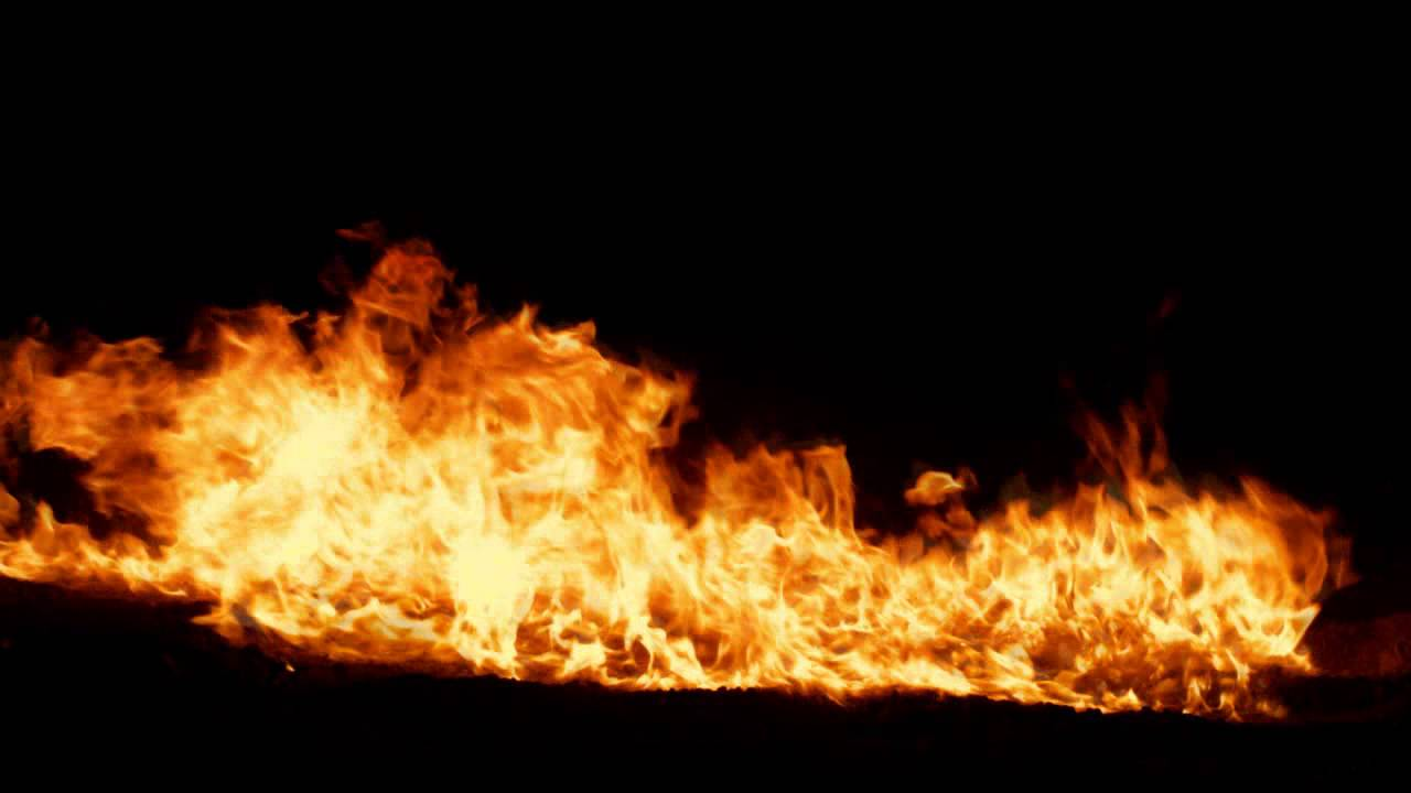 Fire Stock Footage HD